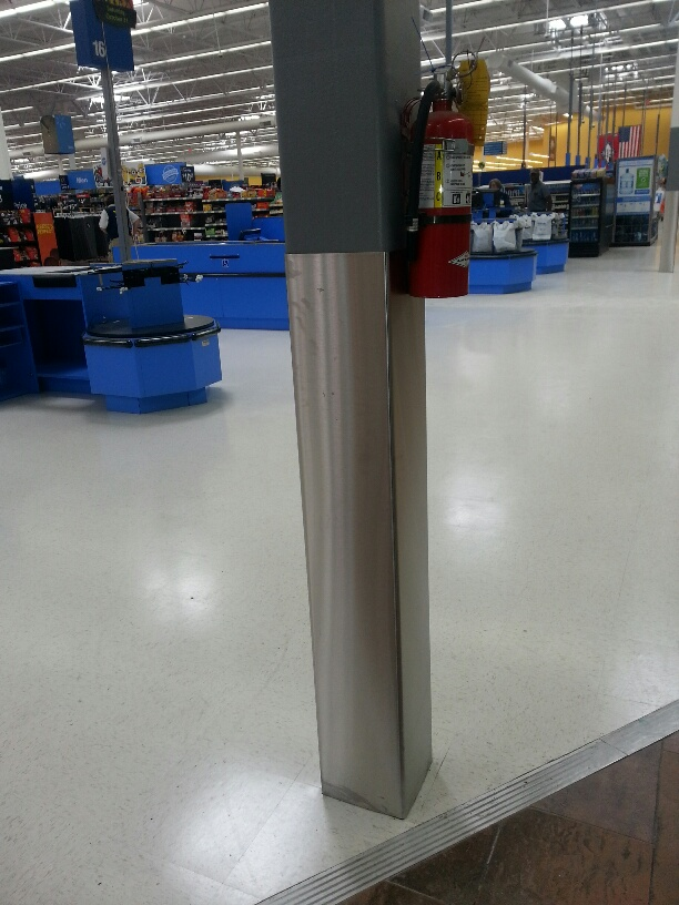 Klost Stainless Steel And Aluminum Column Covers